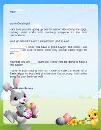 personalized easter bunny easter bunny letter easter bunny stationery step 1 easter