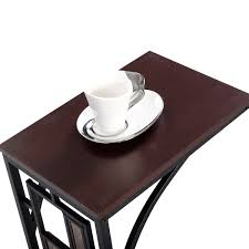 c shaped sofa end side table end tables accent tables tables c shaped sofa end side table end tables accent tables tables furniture