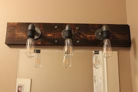 lighting over bathroom mirror bathroom light fixtures rustic good bathroom light fixtures