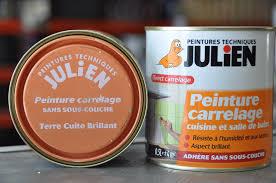 peinture pas cher pour cuisine peinture carrelage julien cuisine et salle de bains terre cuite 0 5 l