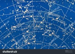 Milky Way Map Section Star Map Showing Milky Way Stock Photo 69346435 Shutterstock
