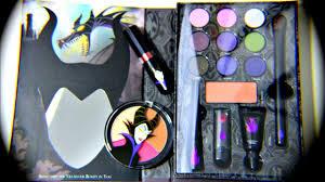 disney villains makeup palette maleficent first impressions