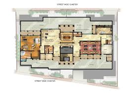 luxury villa floor plans modern roman villa house plans clic interior design houzz style