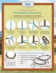 bracelet free friendship images Spirit riding free friendship bracelet craft reader giveaway png