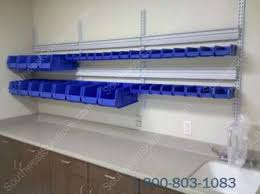 Storage Bin Shelves by Pharmacy Movable Casework Cabinets Medical Millwork Shelving