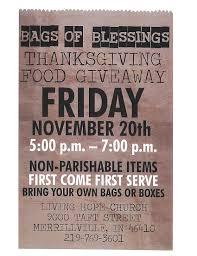 thanksgiving food giveaway calumet township trusteecalumet