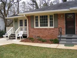 brickafter1 home decorating pinterest brick houses exterior