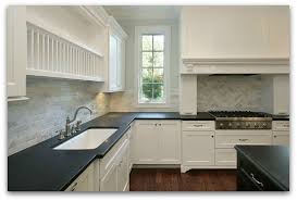 White Kitchen Cabinets With Black Granite White Kitchen Cabinets With Black Granite Countertops Kitchen
