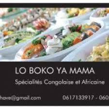 spécialité africaine cuisine spécialités congolaise et africaines