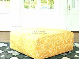 round dressing room ottoman yellow round ottoman contemporary dressing room features a round