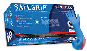 latex quote in box microflex black dragon bd 100l powder free latex glove