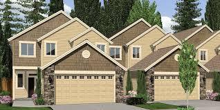 house plans master on master on fourplex house plan 38024lb architectural