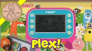 yo gabba gabba boom box laptop toy party tummy