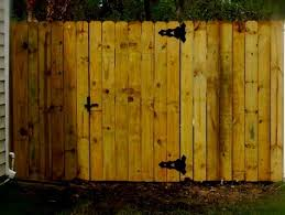 Estimate Fencing Cost by How Much Does A Wooden Fence Cost Crafts Home