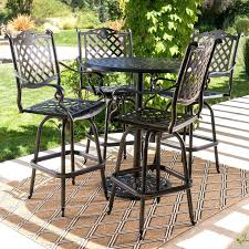 Patio Chairs Bar Height Patio Bar Sets The Outdoor Store Patio Bar Sets Darlee Florence 3