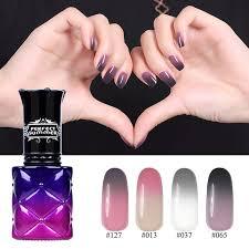 perfect summer gel nail polish led temperature color changing uv