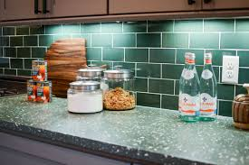 green kitchen backsplash 7 decorating tips for a green kitchen crazy for crust