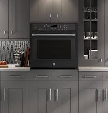 what color of cabinets go with black appliances slate appliances bold kitchen cabinet colors for 2018