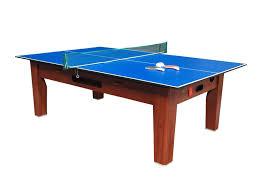 Ping Pong Pool Table Berner Billiards 6 In 1 Multi Game Table Pool Air Hockey Ping