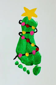 the 25 best mistletoe footprint celebrations for kids around the