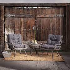 turn your outdoor space into a comfy retreat