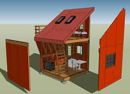 tiny cabin designs google sketchup archives tiny house design home building plans