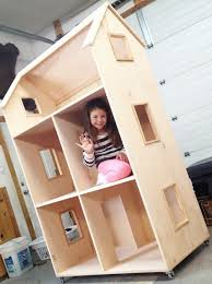 120 Best Dollhouse Plans Images by Ana White Three Story American Or 18