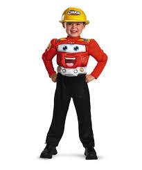 Halloween Costume Toddler Boy Chuck Muscle Kids Disney Costume Halloween Costumes
