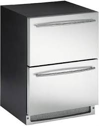 under cabinet fridge and freezer 24 under counter refrigerator freezer ice maker 2 drawer unit