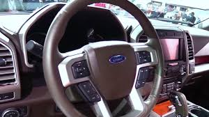 2018 ford f 150 king ranch limited luxury features exterior and