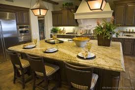 gourmet kitchen ideas pictures of kitchens traditional wood walnut color