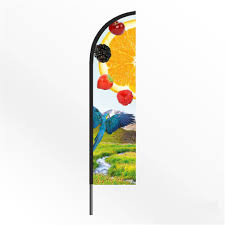 Stock Feather Flags Marketing Flags Outdoors Best Market 2017