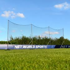 lacrosse ball stop nets back stop protection nets net world sports
