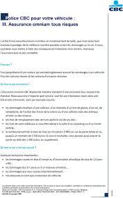 si e auto obligatoire cbc pour votre véhicule voiture pdf