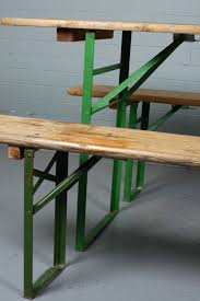 Trestle Table Bench German Beer Hall Table And Benches Nicks Stuff Pinterest Bench