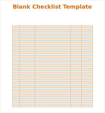 word template checklist 30 word checklist template examples in