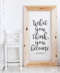 what you think you become buddha wall decals wall decals
