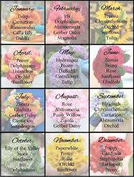 wedding flowers list wedding flowers by month a visual guide to wedding flowers by