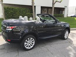 range rover coupe convertible range rover 2 door convertible
