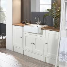 fitted bathroom ideas roper rhodes burford chalk white home pinterest roper
