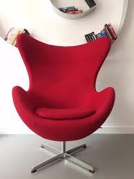 Retro Swivel Armchair Design Vintage Red Egg Chair Retro Swivel Armchair U2022 219 00