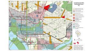 Dc Zoning Map The Maps That Explain D C U0027s Comprehensive Plan News Planetizen