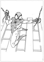 25 spiderman coloring ideas spiderman book