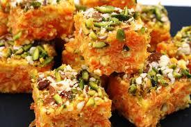 indian carrot fudge stylenest