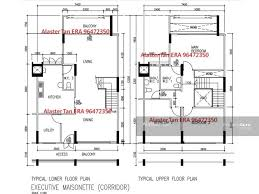 maisonette floor plan maisonette 125 tines street 11 4 bedrooms 1570 sqft hdb flats