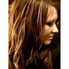 feathers in hair feather hair extensions coloured cleopatra hair extensions