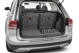 atlas volkswagen white shop 2018 volkswagen atlas comfort and protection u003e trunk liner