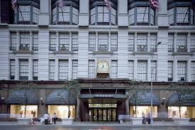 Bloomingdales New York Map by 7 Famous New York City Department Stores