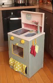activité manuelle cuisine cuisine en pour enfants cardboard children kitchen
