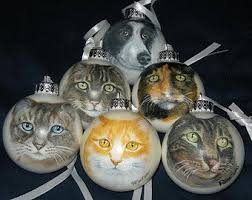 21 best custom pet portrait ornaments images on pet